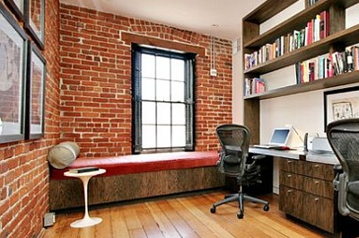 Brick Wall Partition in Chennai
