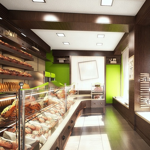 Bakery Interior Works in Chennai